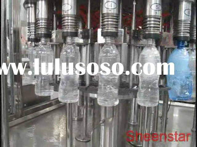 Perfect customized energy saving mineral water plant machinery