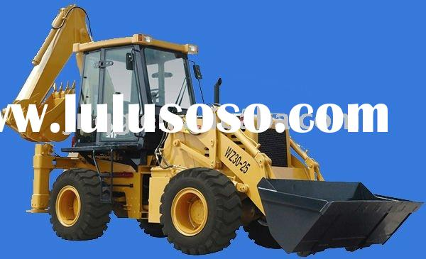 Qingong WZ30-25 Backhoe Loader for sale