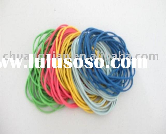 Rubber band,color rubber band,elastic ring
