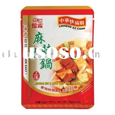 Sichuan Spicy Soup Base - for soup & hot pot