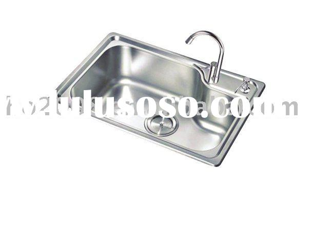 Stainless Steel Single Bowl Kitchen Sink No. HK-1105