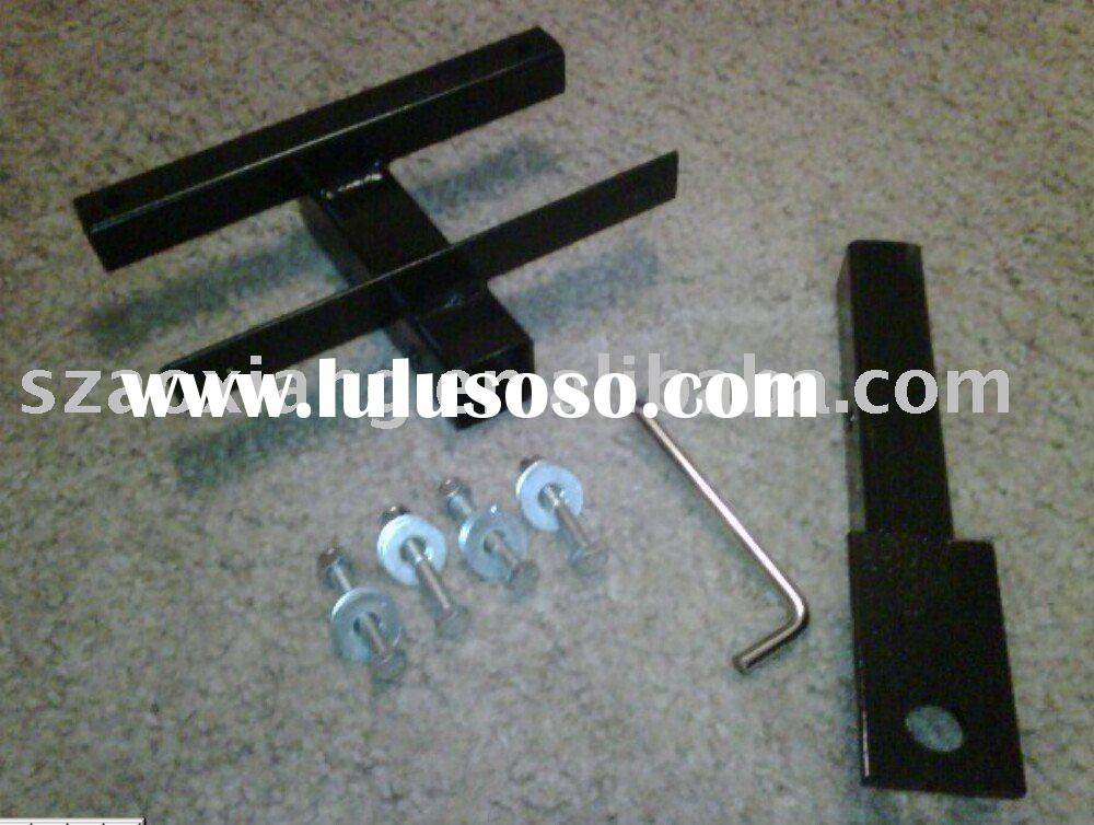 Steel trailer hitch for electric golf cart, golf cart receiver hitch, top golf cart accessories