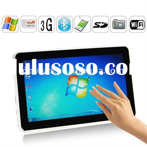 T11+ 10.1 3G+Mobile Phone Tablet PC with Windows 7 Capacitive Screen and Camera