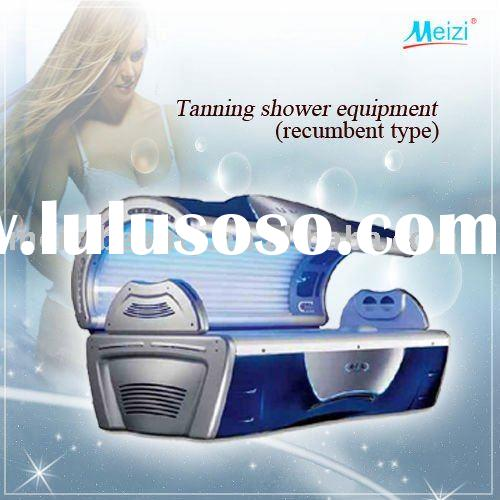Tanning bed (sun shower equipment)