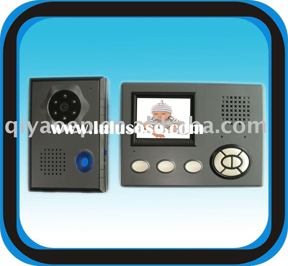 Wireless 3.5 Inch Video Intercom Door Phone Villa/Apartment Video Doorbell Good Price Nice Quality