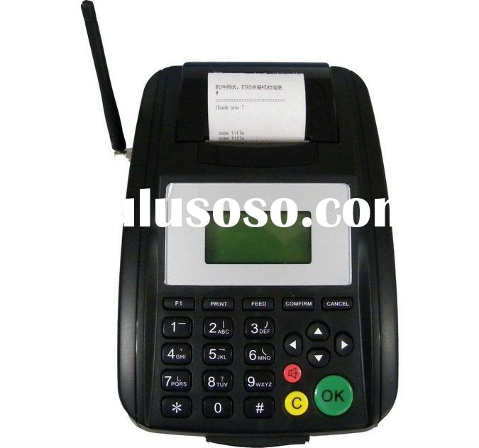 Wireless printer with GPRS,GSM/GPRS Airtime Recharger & SMS Printer,PIN POS, Handheld GSM/GPRS w