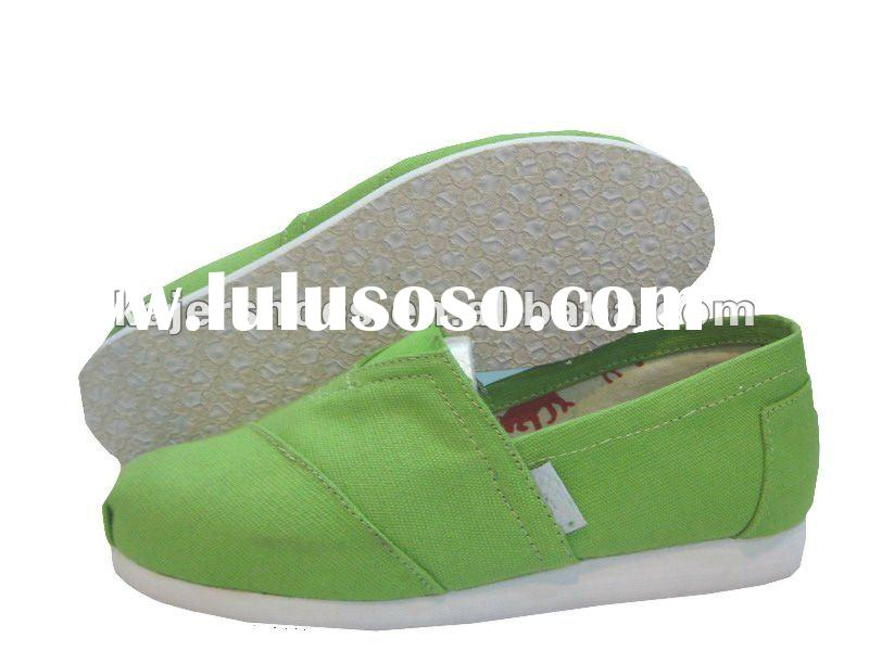 Women Slip On Canvas Shoes