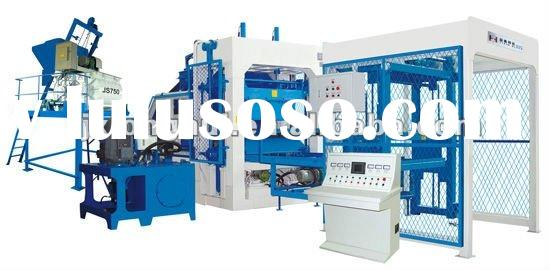 XH06-15 AUTOMATIC PAVING BLOCK MAKING MACHINE