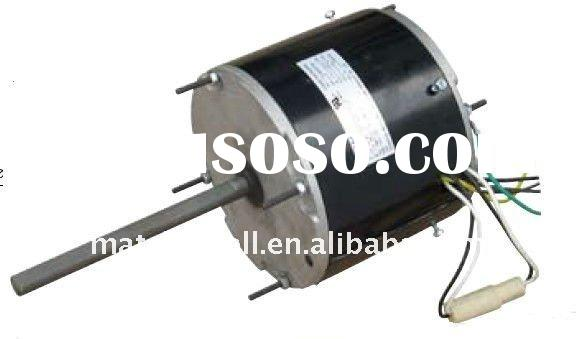 YF139C series single phase capacitor operating asynchronous condenser fan motor
