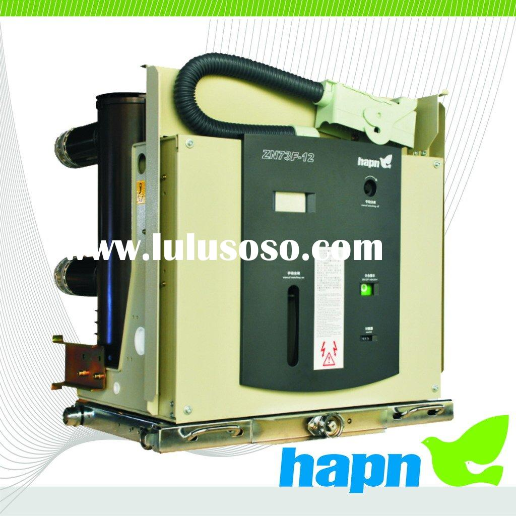 ZN63-12 Indoor high voltage vacuum circuit breaker ( Medium voltage vacuum circuit breaker)