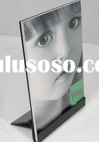 acrylic signboard,standing signboard,advertisement signboard,funny picture photo frame