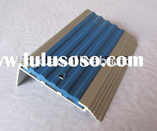 aluminum stair nosing/step nosing/for stairs