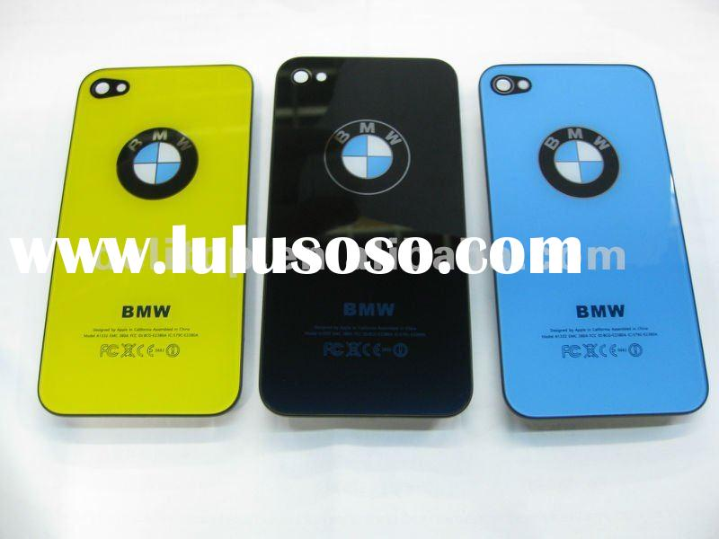 back replacement battery cover For Apple iPhone 4g BMW design
