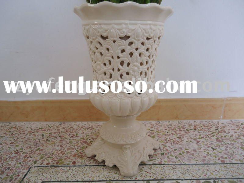 ceramic decorative pot flower pot planter garden planter