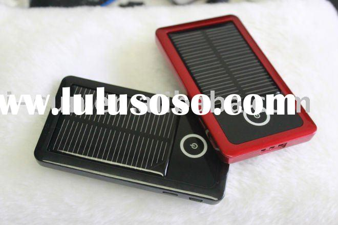 charming solar charger for mobile phones,mp3,mp4 and other digital products