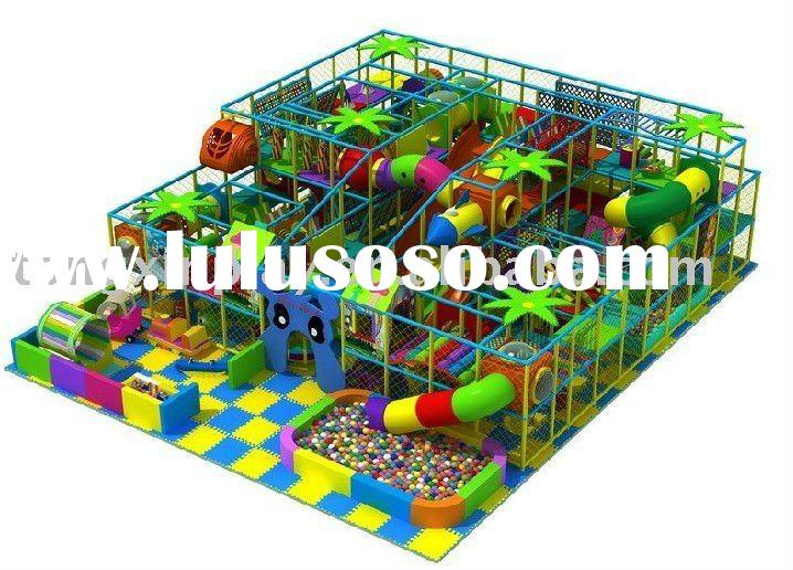 commercial indoor playground equipment TX-52106