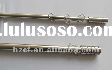 curtain rail,curtain pole,curtain hardware curtain rod