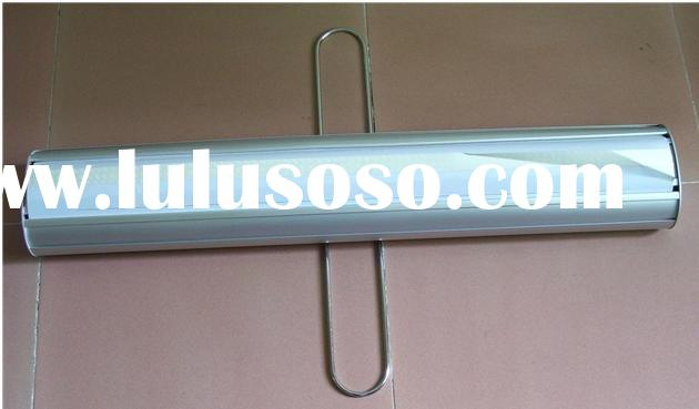 double sided aluminum roll up stand