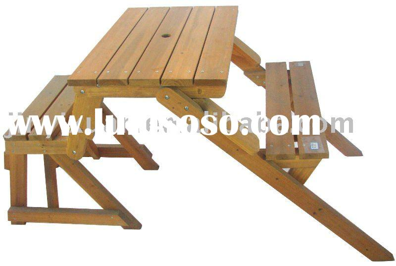 folding table chair set