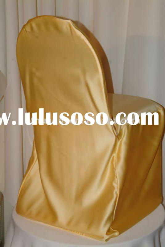 good quality lamour satin chair cover wedding chair cover banquet chair covers