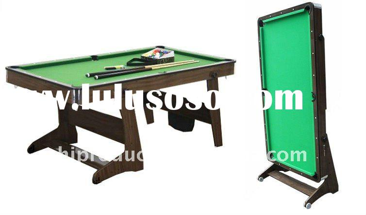 fold up pool table 2