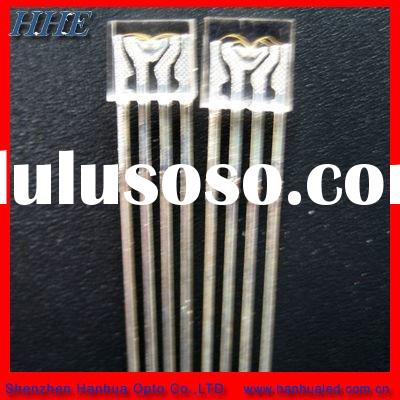 high reliability 10mm flat top RGB led diode common anode(10TCHH-RGBC)