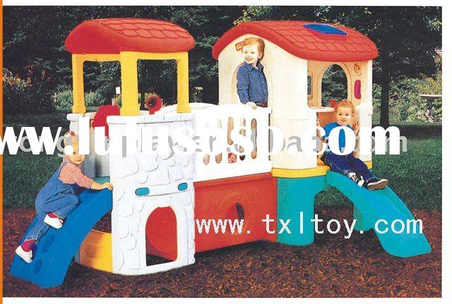 kids indoor play equipment slide TX-115C