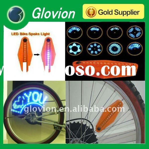 led decorative bike light bicycle accessories bike lighting led bicycle wheel decoration light