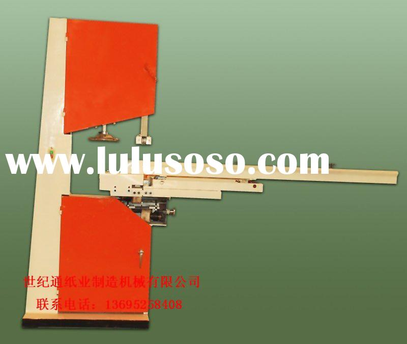 manual Band Saw Cutting Machine