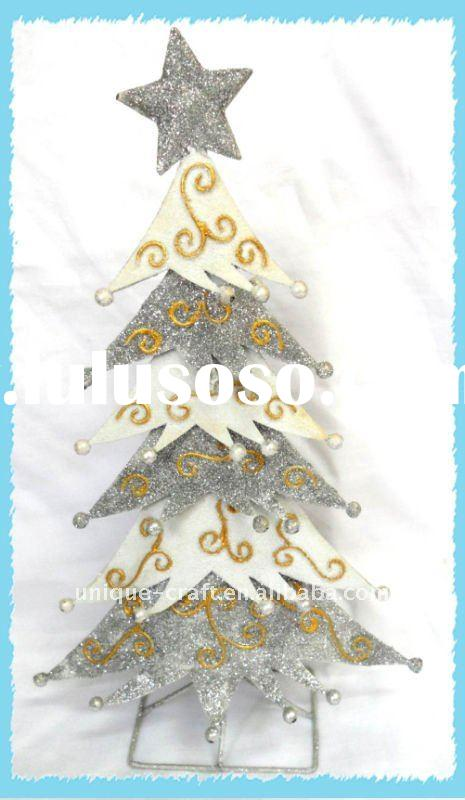 metal tree outdoor christmas decorations