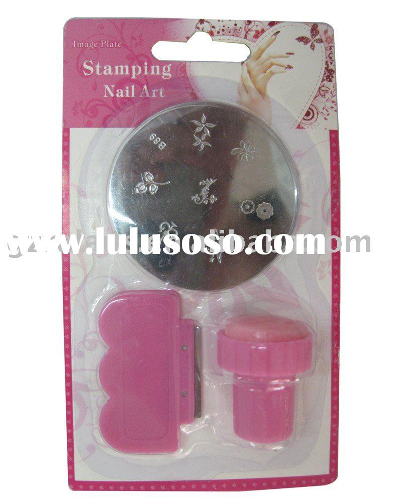nail art stamping kit nail printer