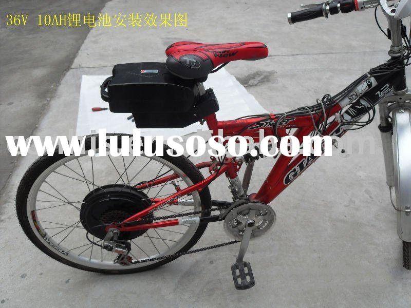 new!!electric bicycle lithium battery, e-bike kit