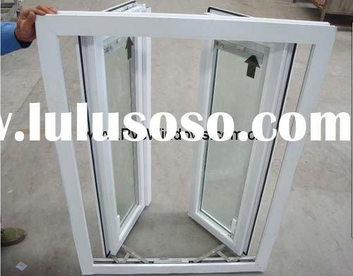 new style jalousie windows design, louvered casement windows