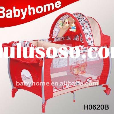 portable folding designer baby cots