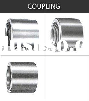 sch 80 pipe coupling carbon steel