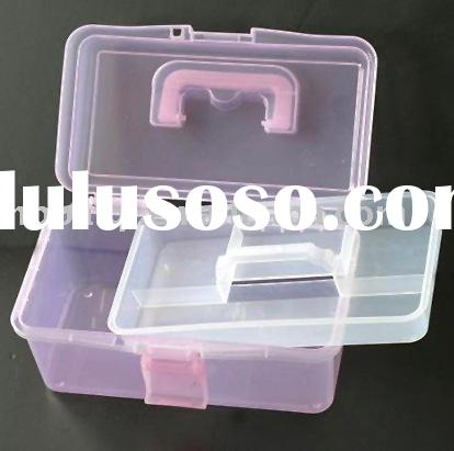 sell no.819 plastic storage box,medical box,sewing box