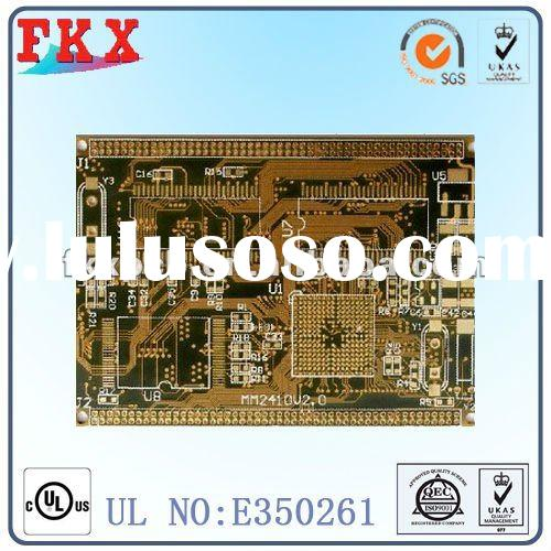 shenzhen pcb /power amplifier pcb with 8layer immersion gold