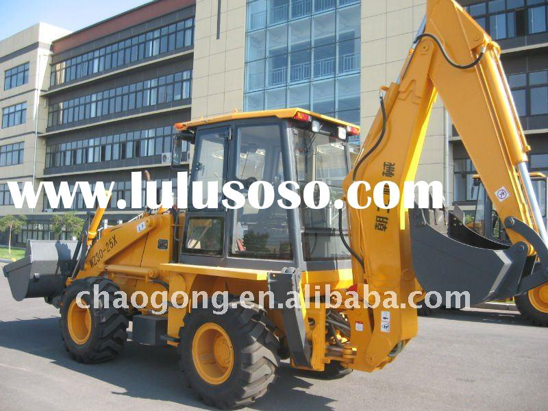 similar 3cx jcb backhoe loader WZ30-25 / cummins engine / 4DW