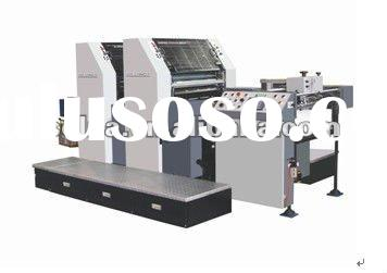 solna 225-AL A2 offset printing machine two color