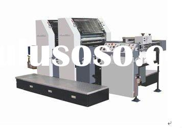 solna 225-AL two color offset printer for label