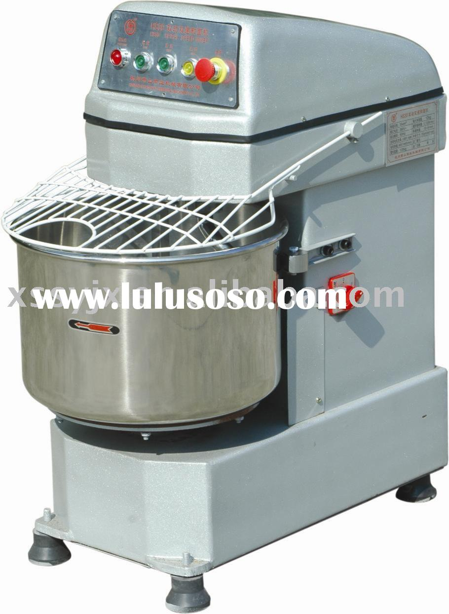 spiral dough mixer bakery equipment
