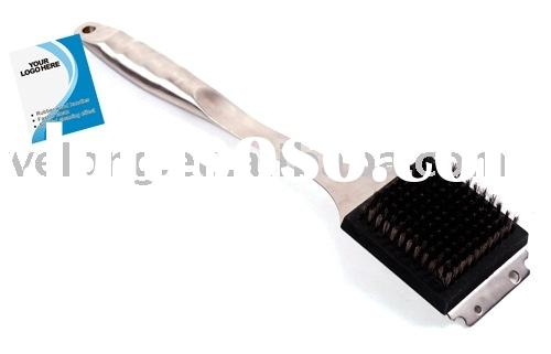 Motorized grill brush with steam cleaning power motorized for Motorized grill brush with steam cleaning power