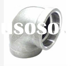 stainless steel pipe fitting elbow fitting weight