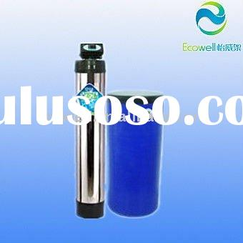 stainless steel water softener/automatic water softener