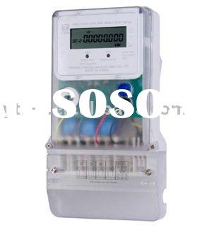 three phase electrinic smart energy meter