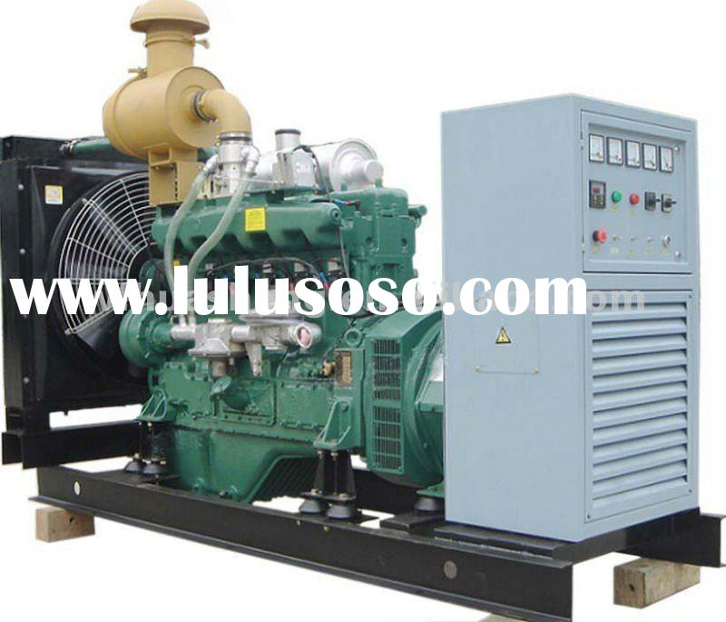 weifang with waste heat recovery natural gas generator set 120kw with good price and good quality fo