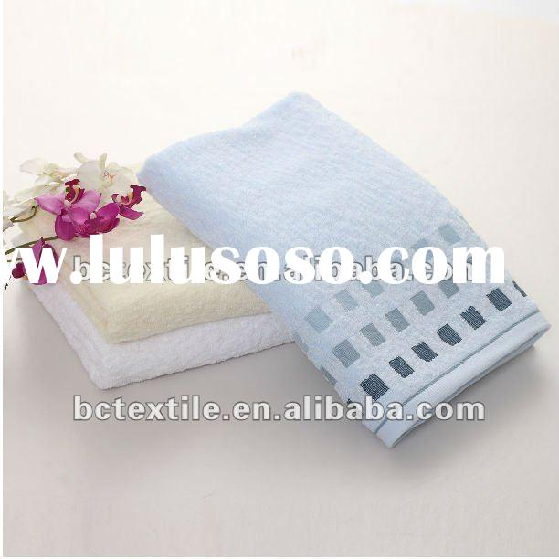 wholesale jacquard hand towel for hotel