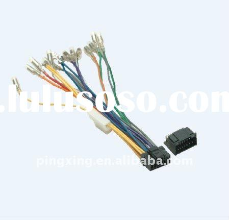 wiring harness for air conditioning