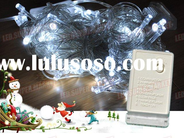 100 Led 10 M String Lights Christmas party Fairy WHITE