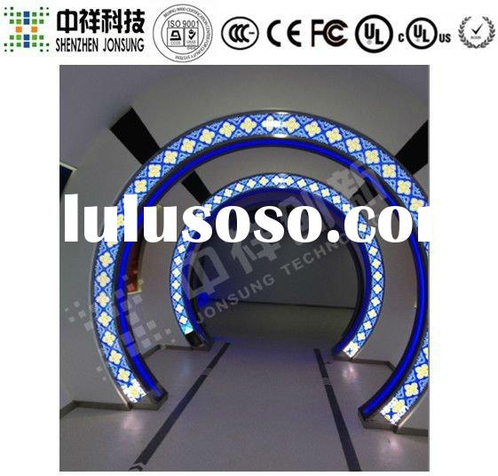2012 new product rental billboard full color PH4mm indoor led sign board